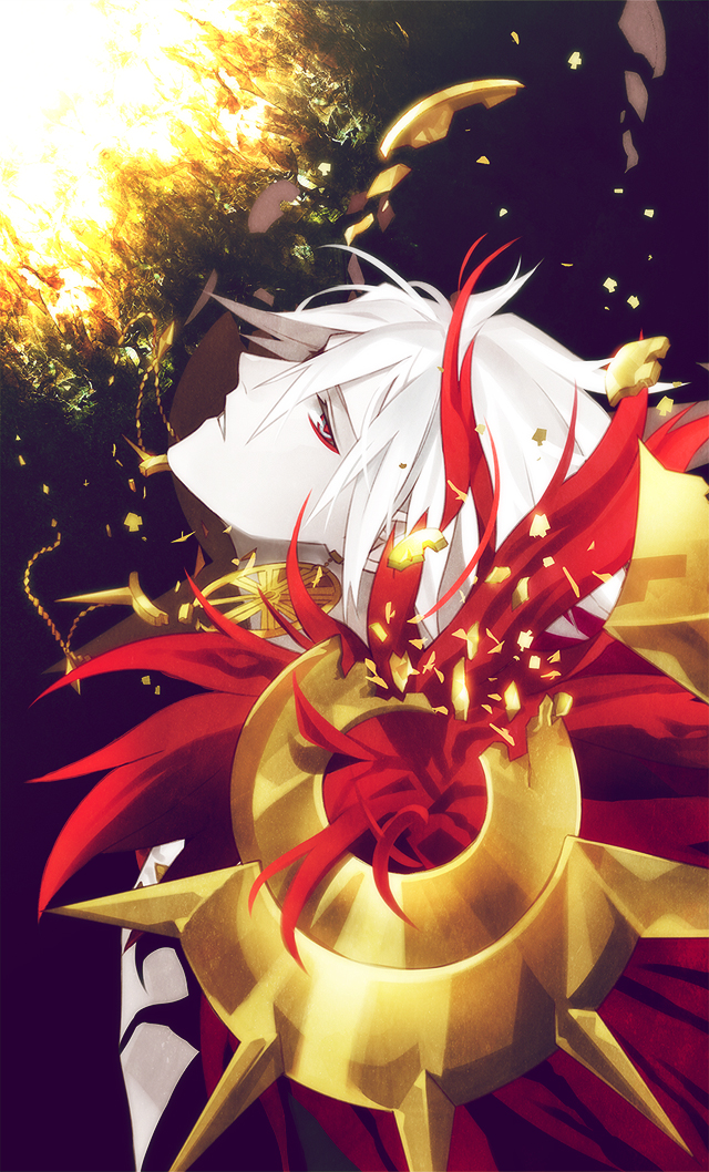Tags: Anime, Sindri, Fate/Apocrypha, Red Lancer, Pixiv, Fanart, Fanart From Pixiv, Mobile Wallpaper, PNG Conversion
