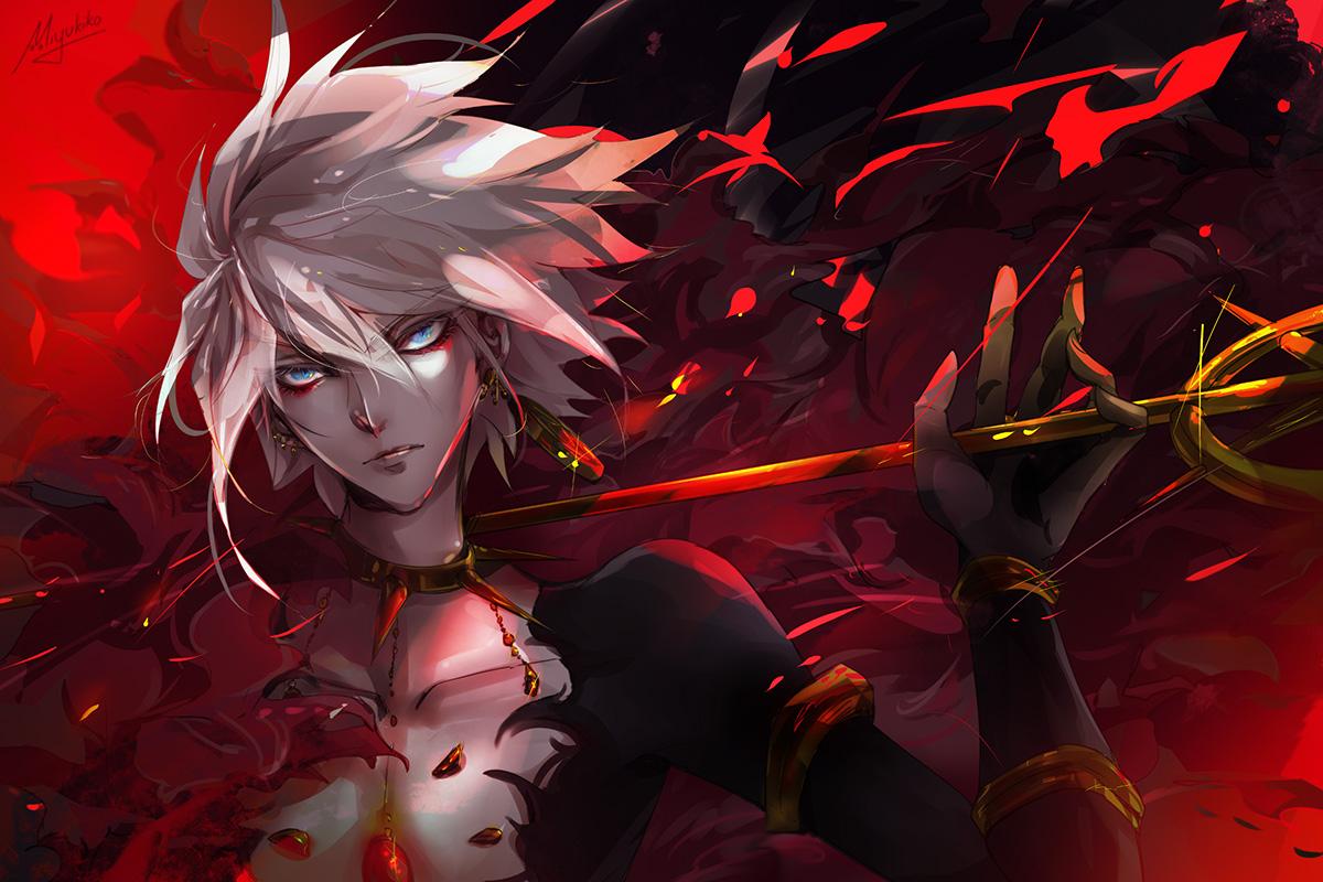 Fate Apocrypha Wallpaper Zerochan Anime Image Board