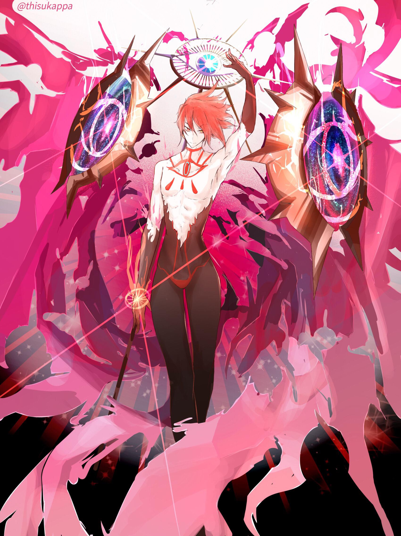 25cm Fate Grand Order Ruler Jeanne d'Arc black Sexy Anime