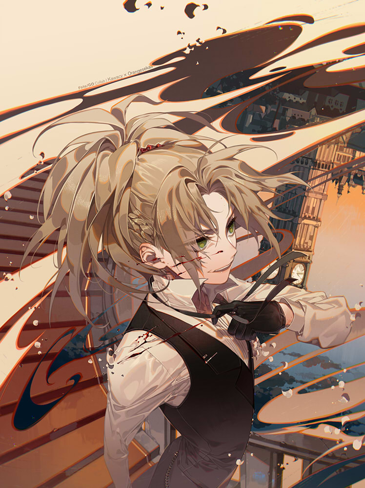 Red Saber - Fate/Apocrypha - Zerochan Anime Image Board