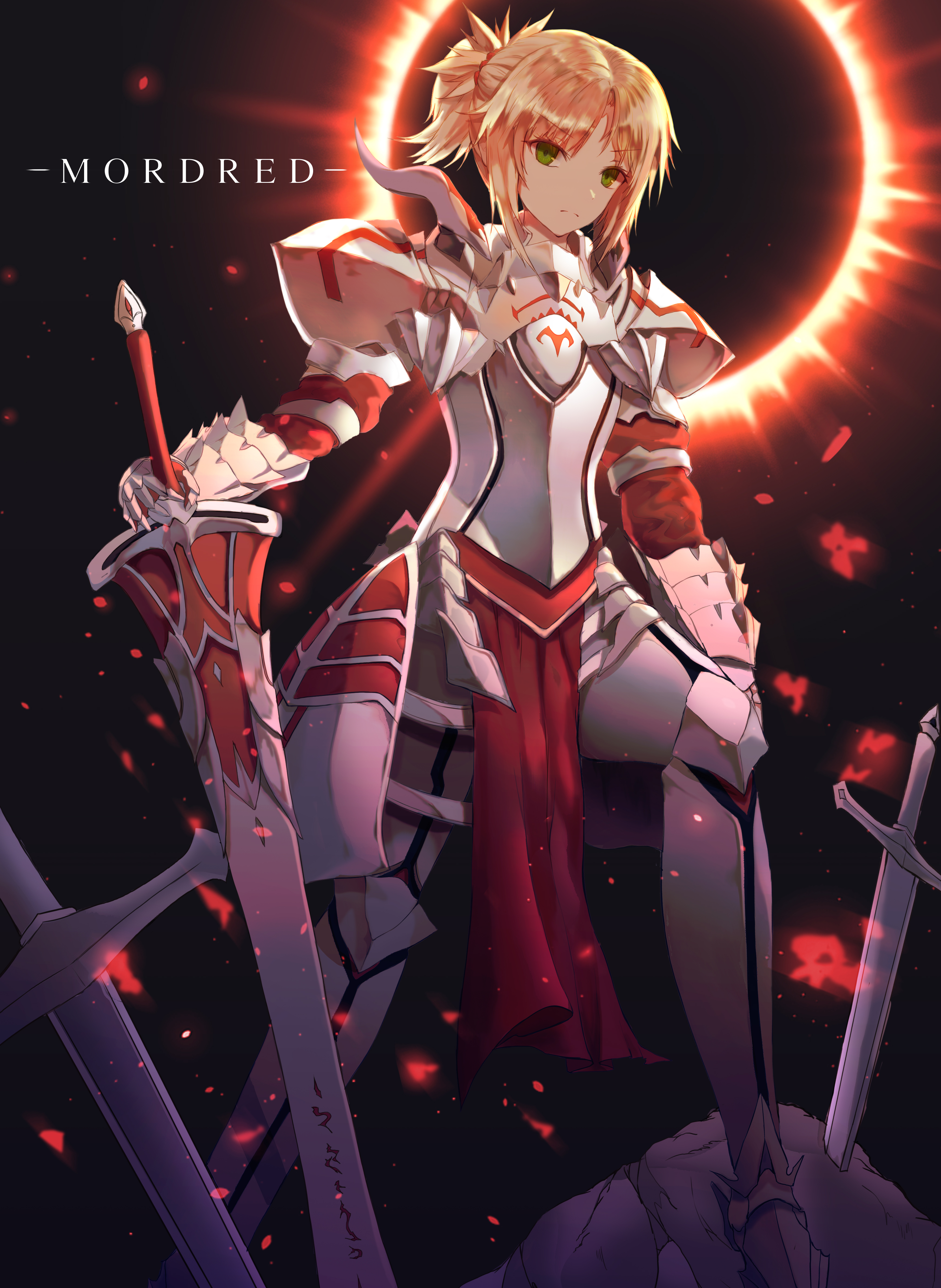 Red Saber - Fate/Apocrypha | page 6 of 29 - Zerochan Anime