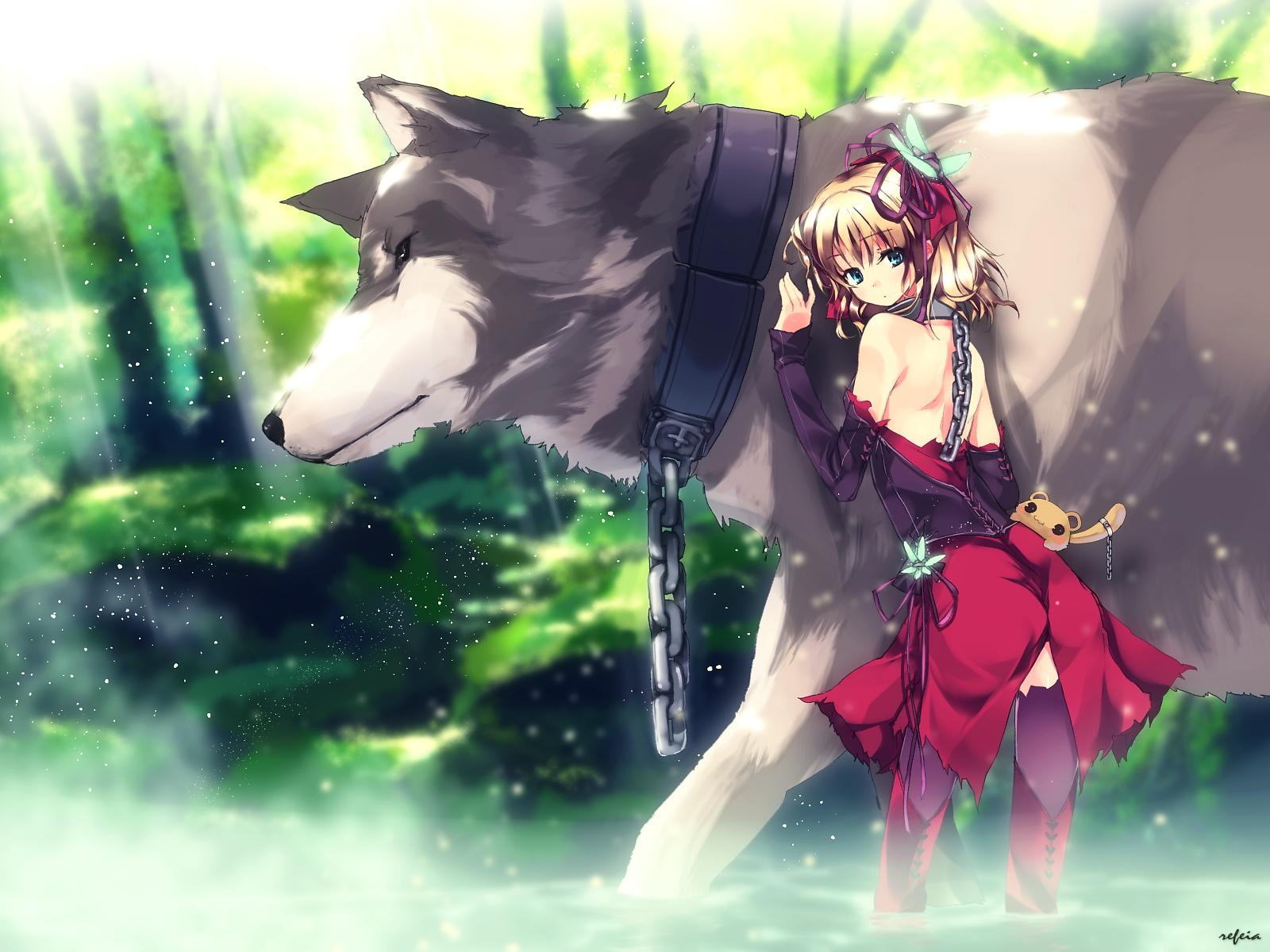 Refeia Wallpaper #272302 - Zerochan Anime Image Board