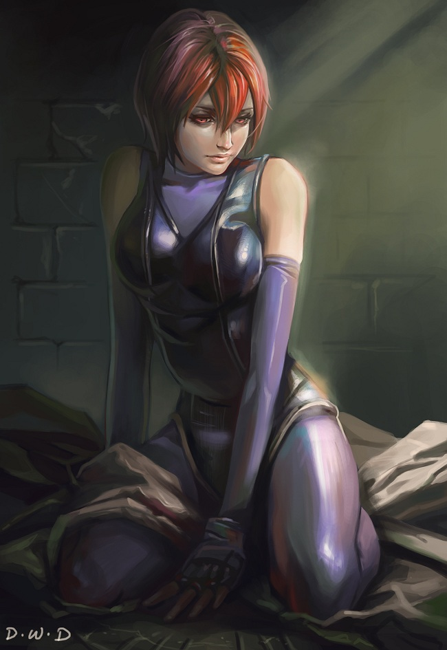 Regina - Dino Crisis - Mobile Wallpaper #1239075 ...