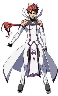 Rei (Chou Jikou Robo Meguru)