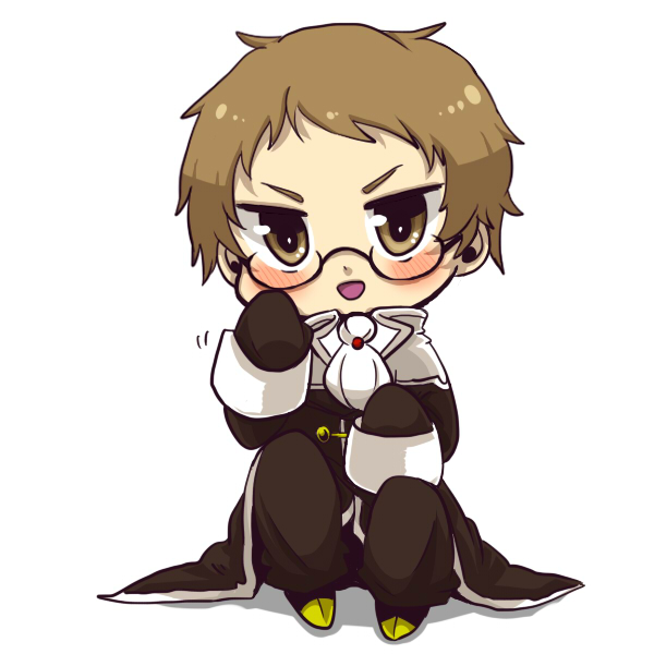 Tags: Anime, Pandora Hearts, Reim Lunettes