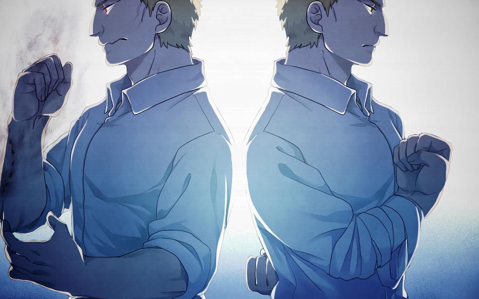 Reiner Braun Attack On Titan Zerochan Anime Image Board