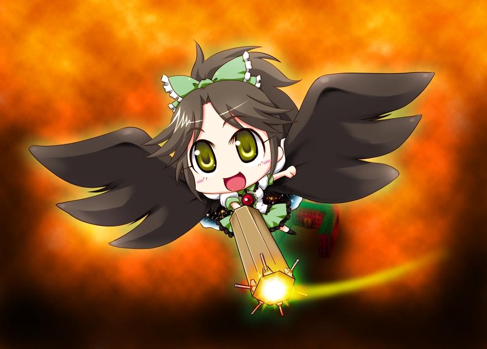 Atomic Cuteness War Reiuji.Utsuho.full.1596906