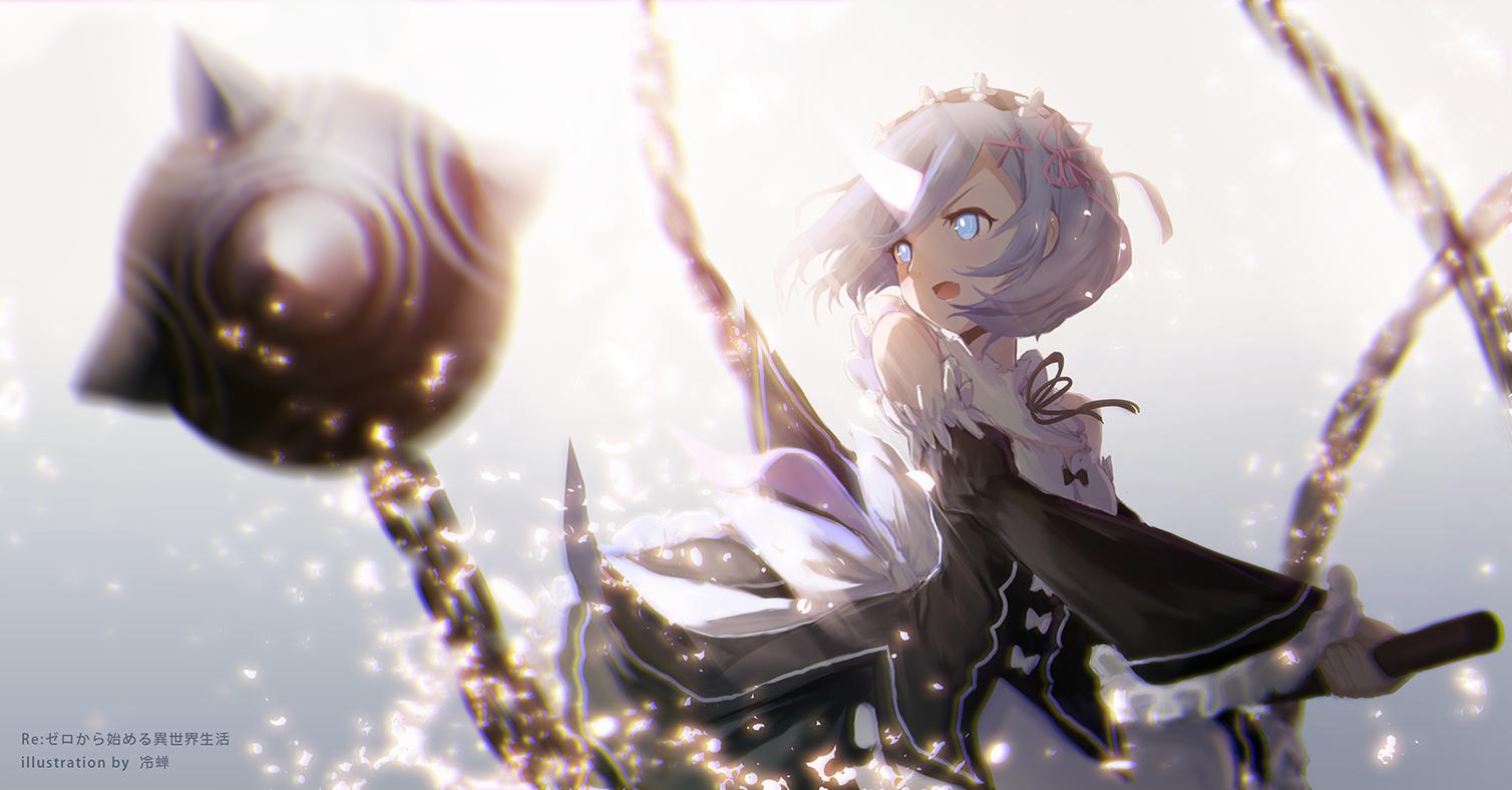 Rem (Re:Zero)  Re:Zero Kara Hajimeru Isekai Seikatsu Images