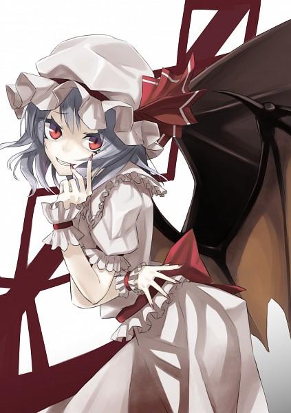 Tags: Anime, Pixiv Id 17215674, Touhou, Remilia Scarlet