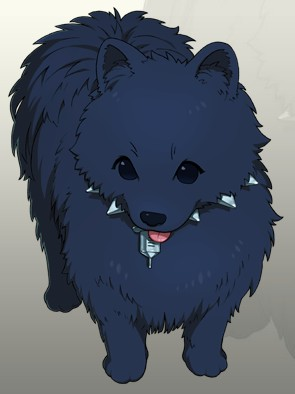 Nitro chiral dramatical murder ren dmmd collar animal dog