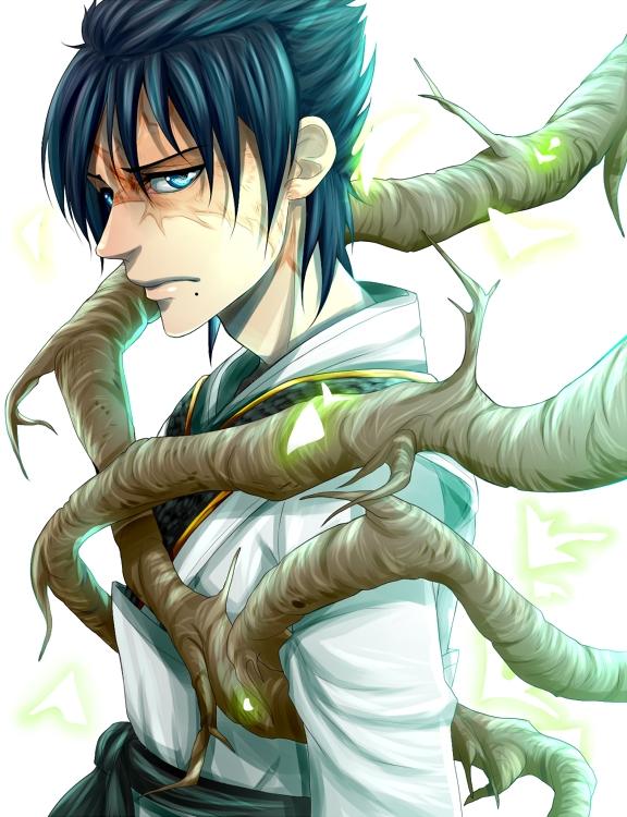Tags: Anime, Hannisen, MAGI: The Labyrinth of Magic, Ren Hakuryuu, Fanart From Pixiv, Pixiv, Fanart