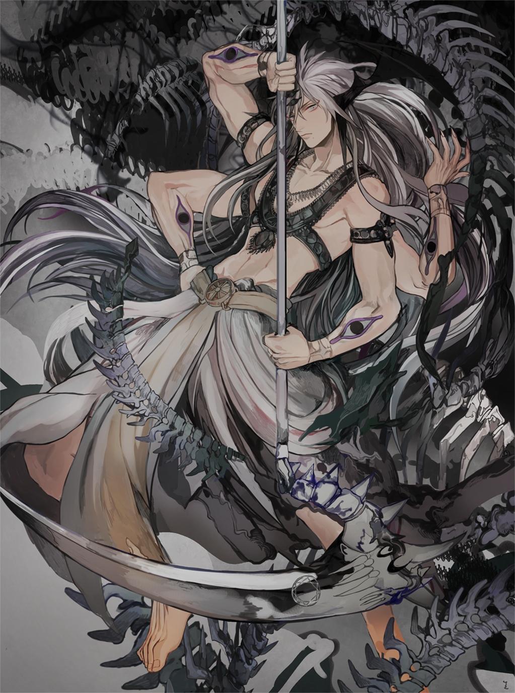Ren.Hakuryuu.full.1910010.jpg (1023×1376) Anime magi