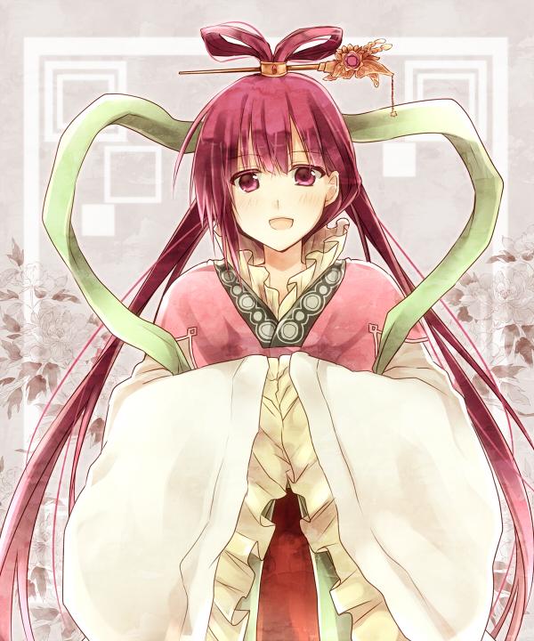 Tags: Anime, Mizuki Hau, MAGI: The Labyrinth of Magic, Ren Kougyoku, Pixiv