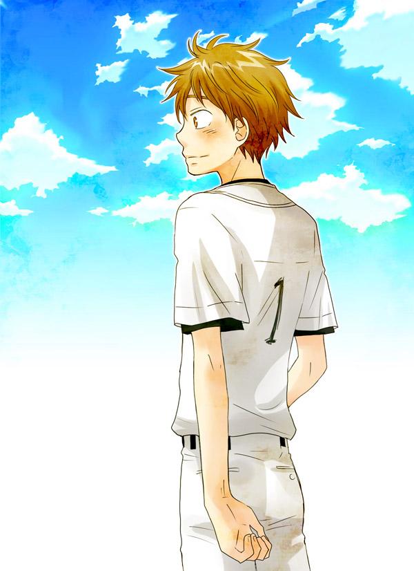 Tags: Anime, Pixiv Id 2937262, Ookiku Furikabutte, Ren Mihashi, Pixiv