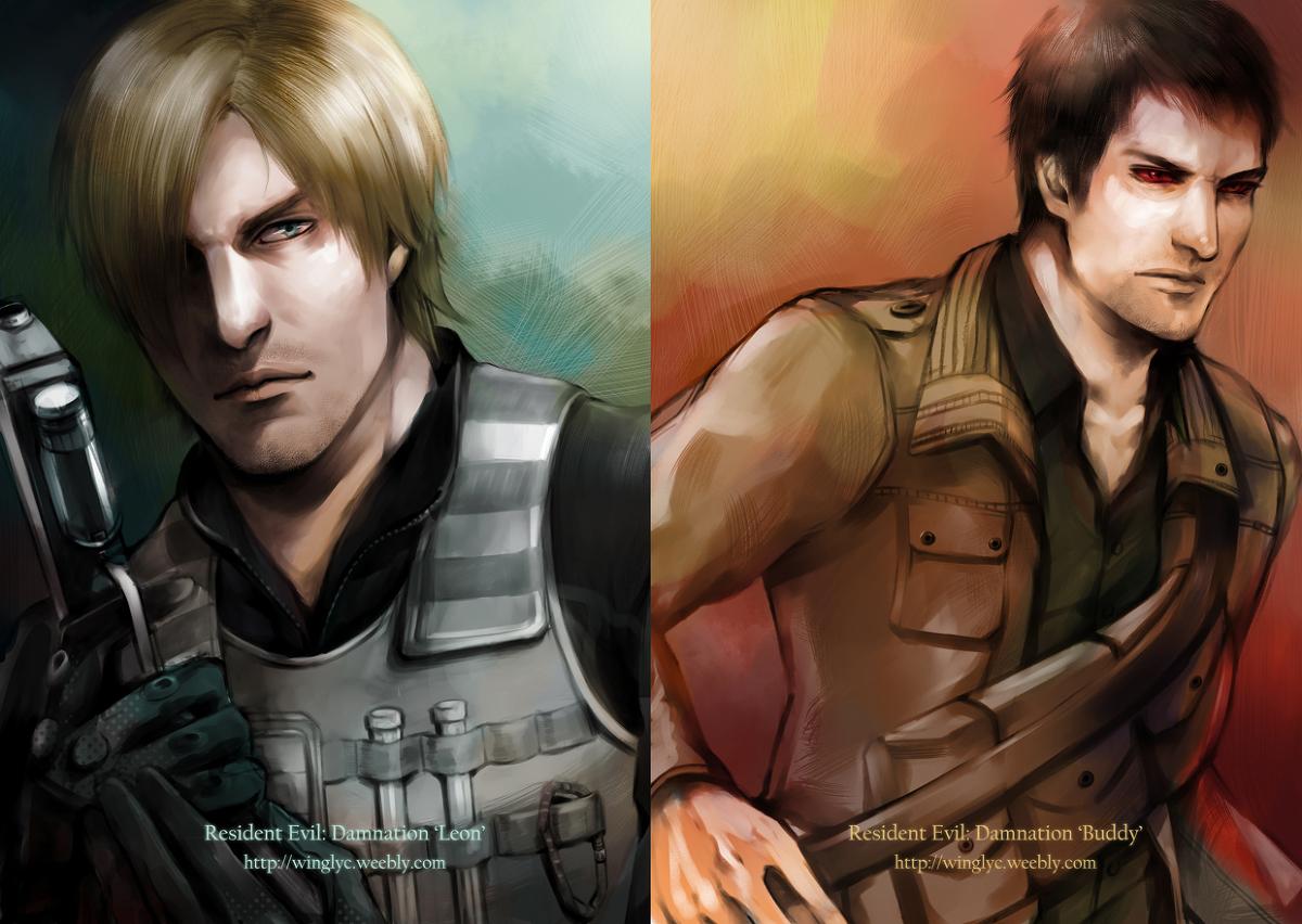 Resident Evil Damnation Image 2162441 Zerochan Anime Image Board