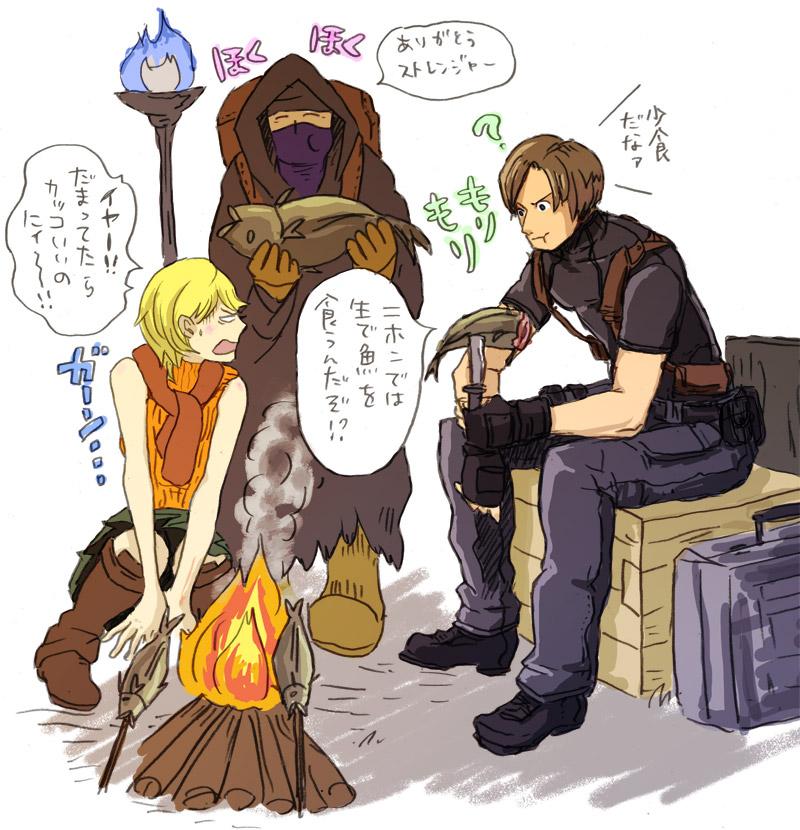 Resident Evil 4 Zerochan Anime Image Board