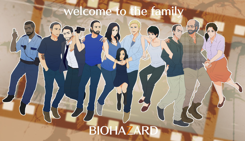 Resident Evil 7 Biohazard Image 2154665 Zerochan Anime Image Board
