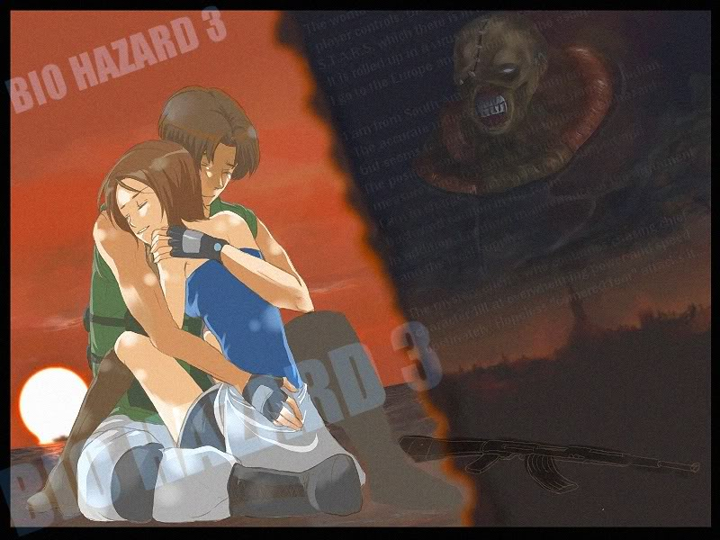 Resident Evil 3 Nemesis Zerochan Anime Image Board