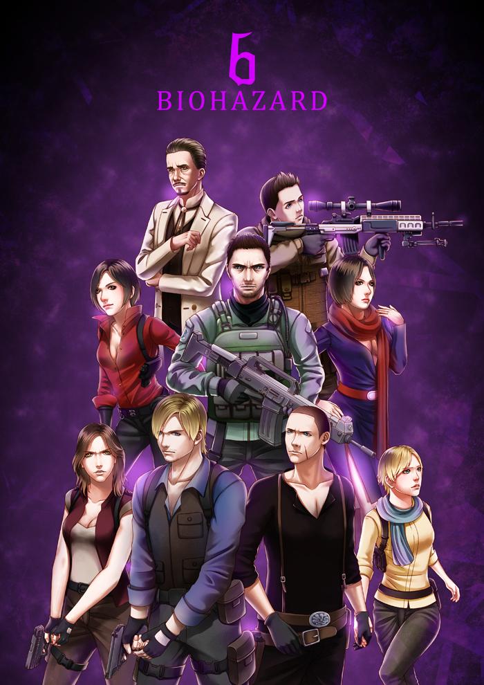 Resident Evil Biohazard Image 1404648 Zerochan Anime Image Board