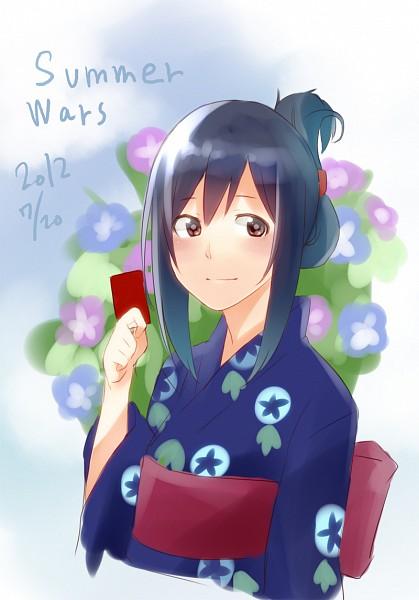 Tags: Anime, Summer Wars, Shinohara Natsuki, Retsuna, Sumer Wars