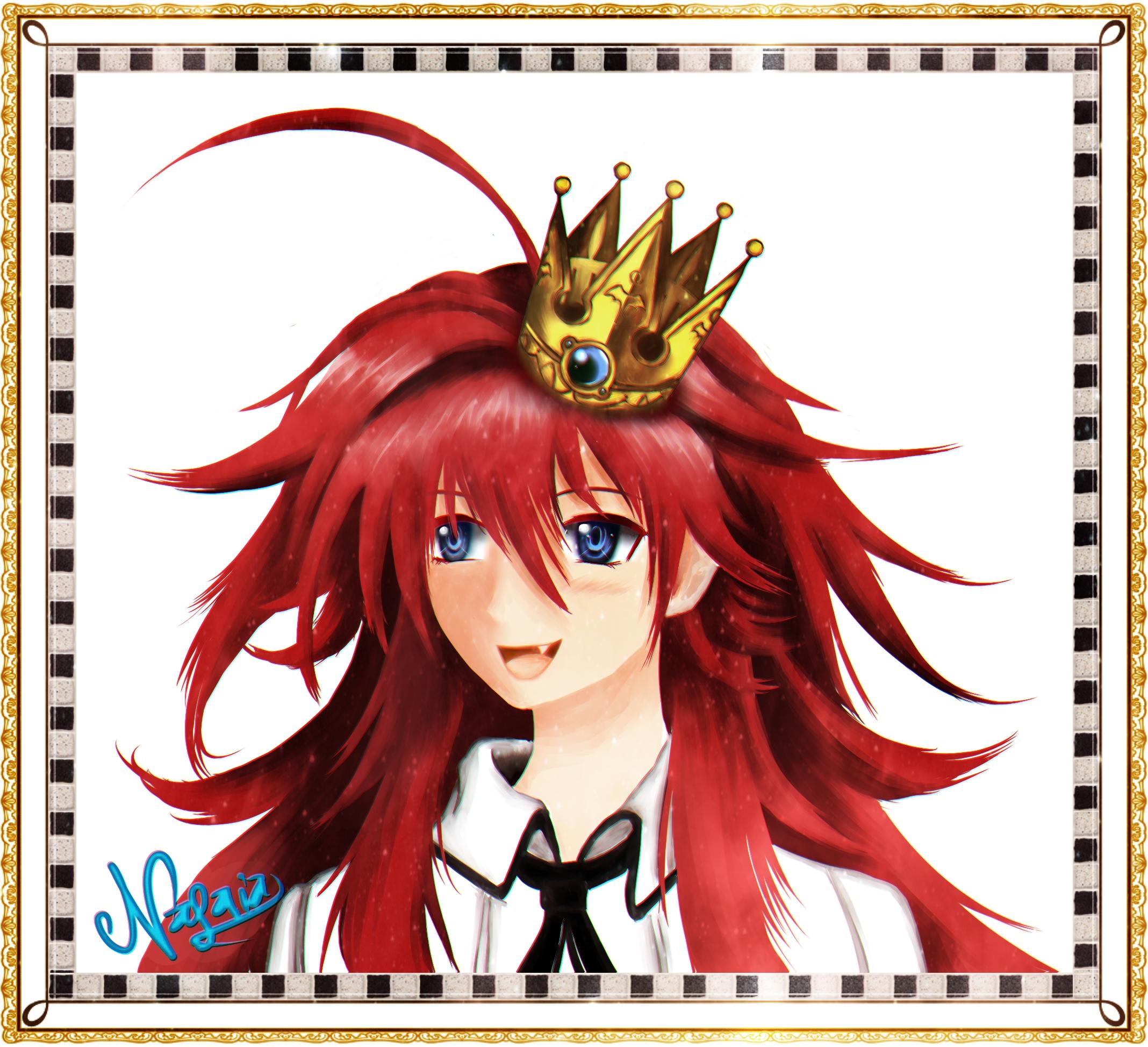 Rias Gremory - Highschool DxD - Zerochan Anime Image Board