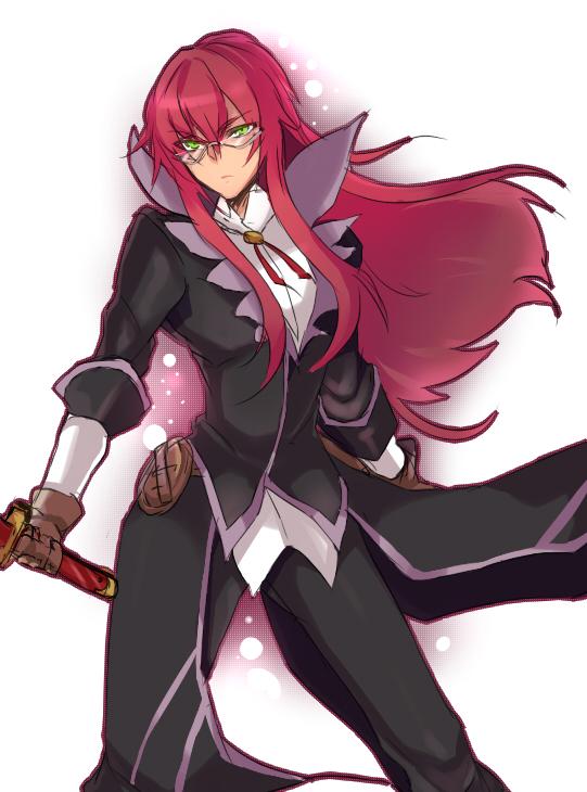 Tags: Anime, Aya (Min412), Namco, Tales of Symphonia, Richter Abend