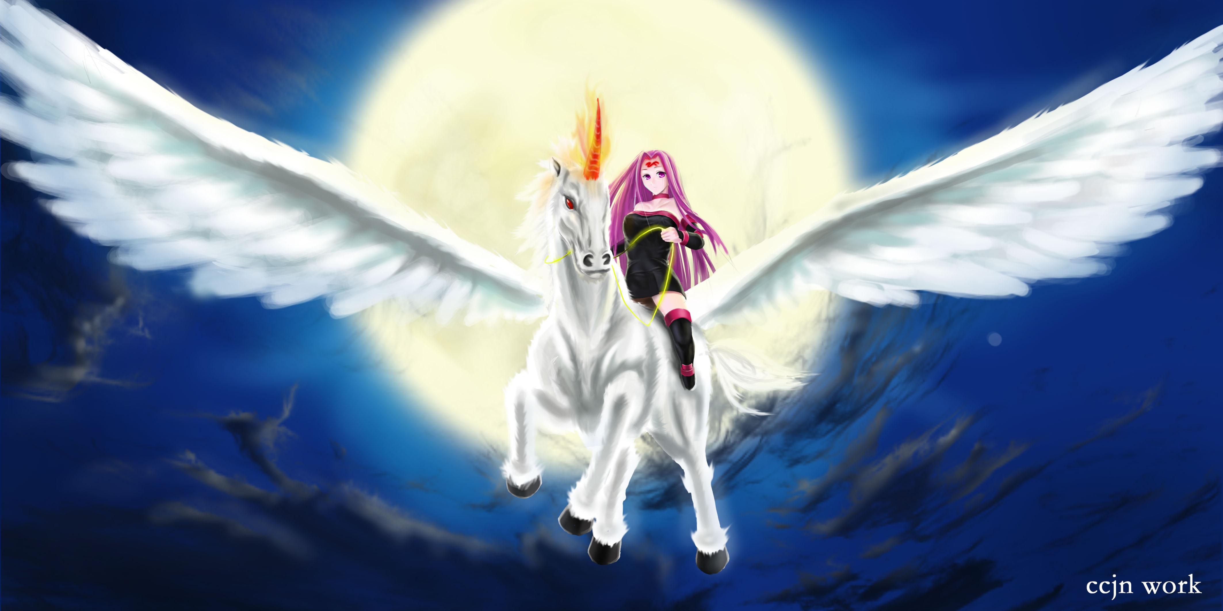 Rider Fate Stay Night Wallpaper 1137264 Zerochan Anime Image