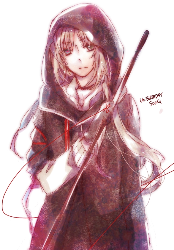 Tags: Anime, Pixiv Id 354140, Shinigami Kareshi Series, Rikka (Shinigami Kareshi), Fanart