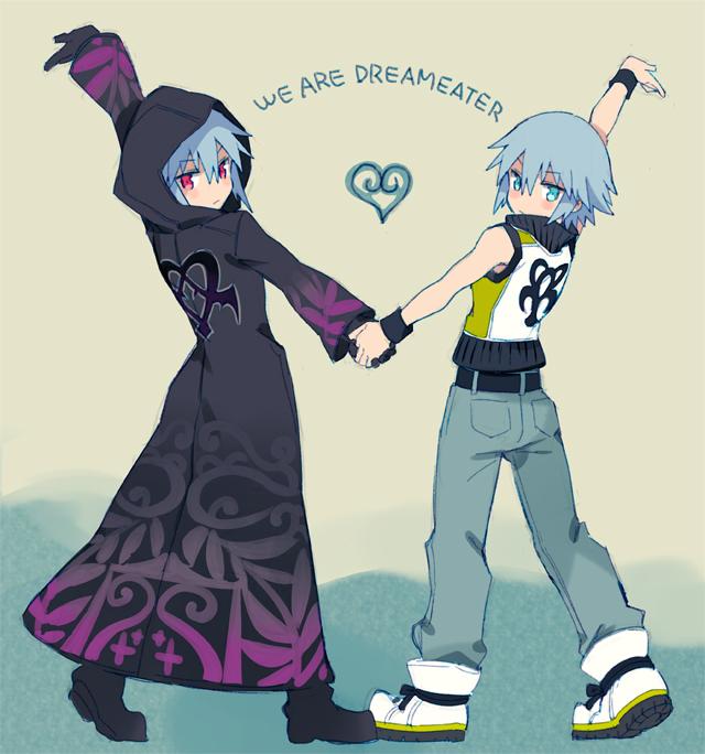 Riku (Kingdom Hearts)/#1833626