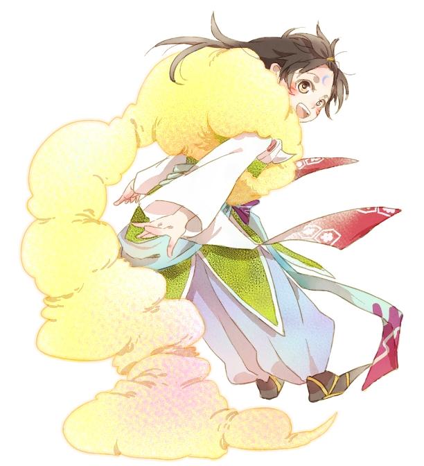 Tags: Anime, Pixiv Id 3385836, InuYasha, Rin (InuYasha), Sesshomaru (Cosplay), Fanart, Pixiv