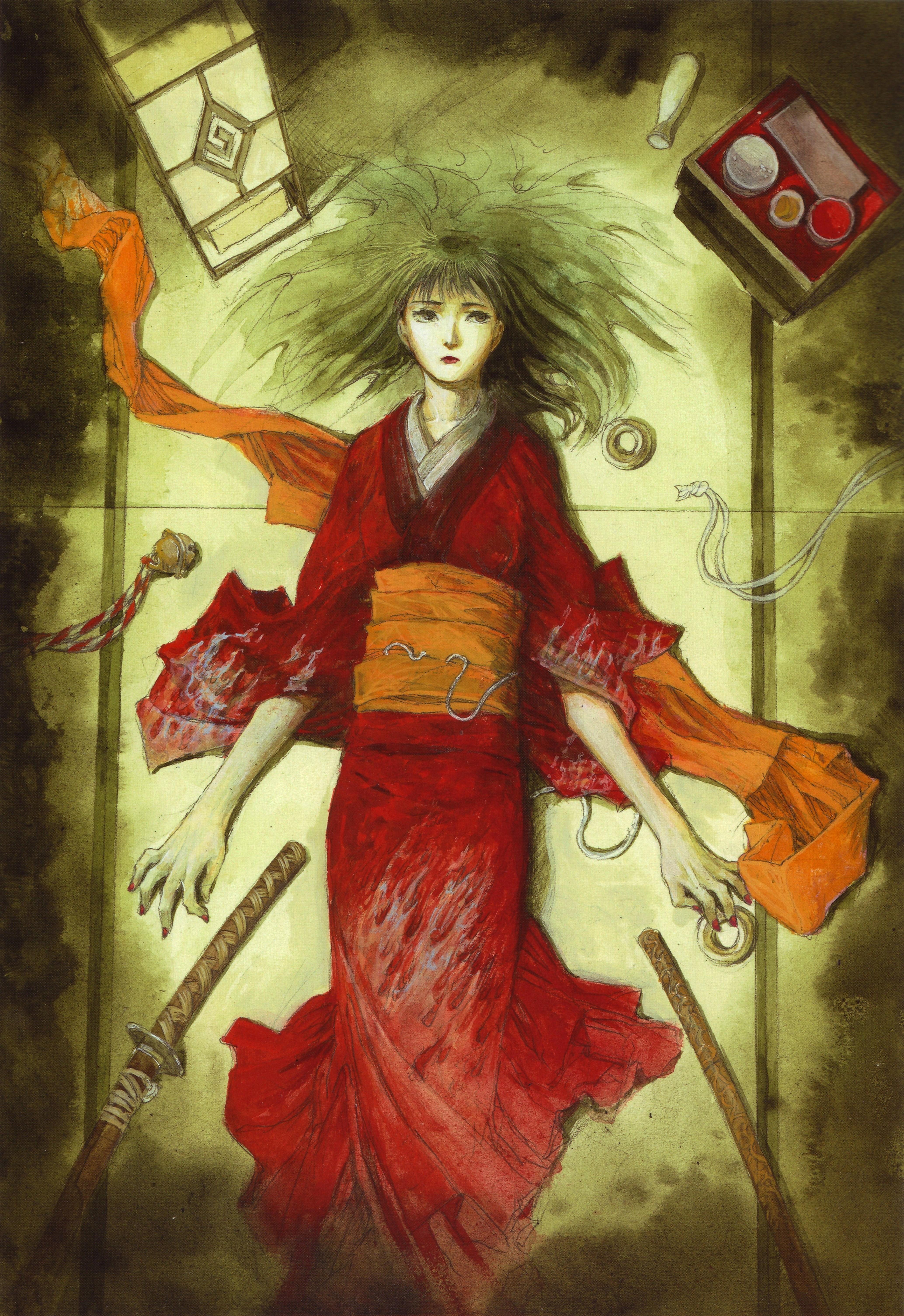 Samura Hiroaki Zerochan Anime Image Board