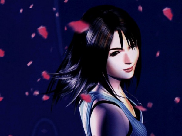 ... Anime, Tetsuya Nomura, Wallpaper, Final Fantasy VIII, Rinoa Heartilly
