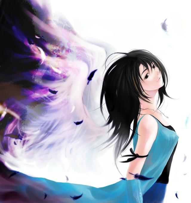 Tags: Anime, Pixiv Id 1307447, SQUARE ENIX, Final Fantasy VIII, Rinoa Heartilly, Pixiv, Fanart