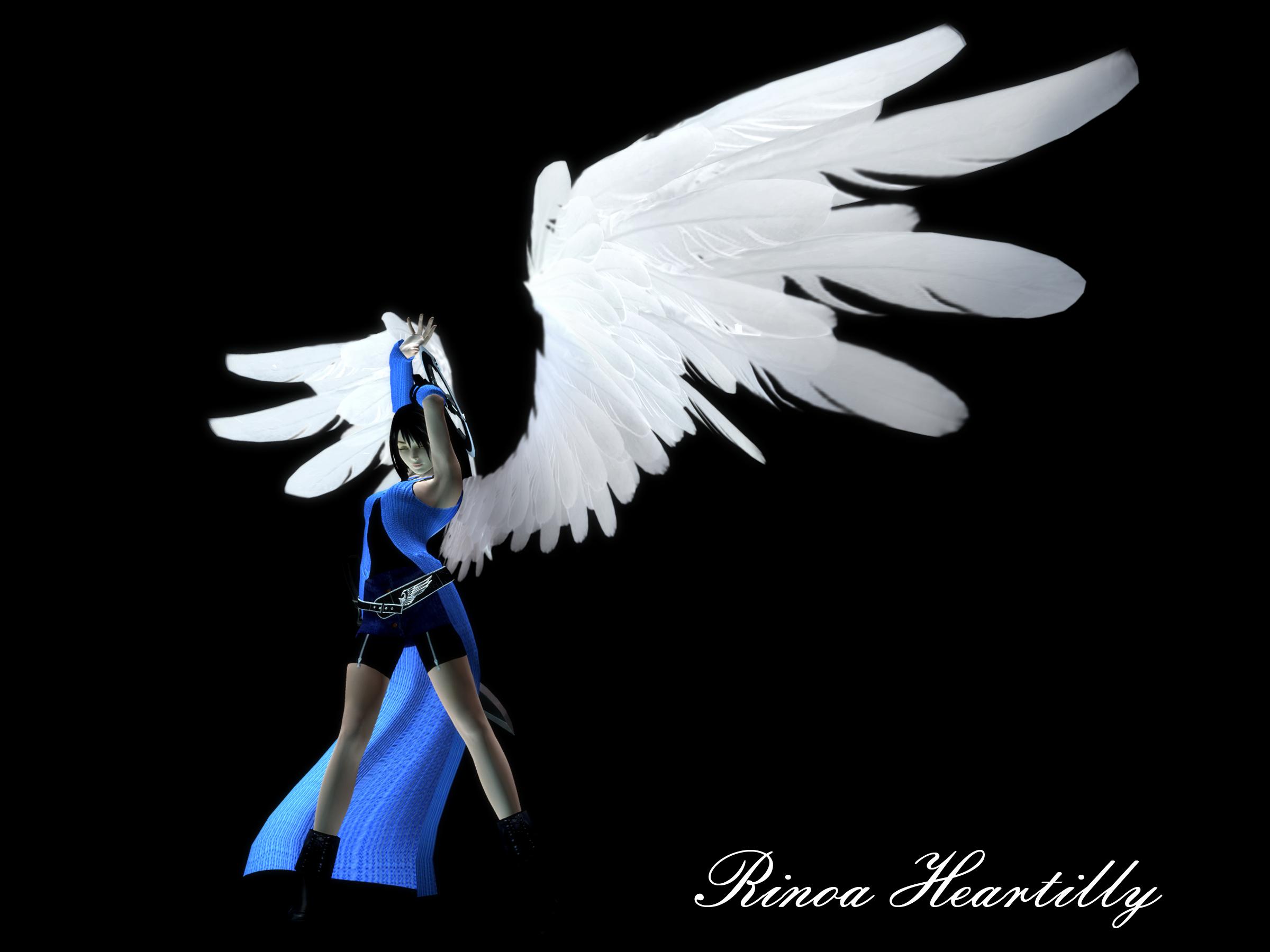 Rinoa Heartilly Final Fantasy Viii Zerochan Anime Image Board