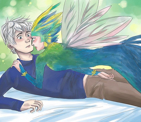 jack frost and tooth fairy fanfiction - photo #25