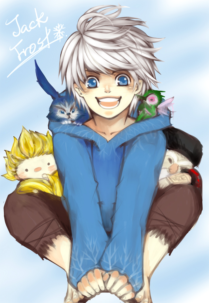 When You Do Something Cute  Rise Of The Guardians