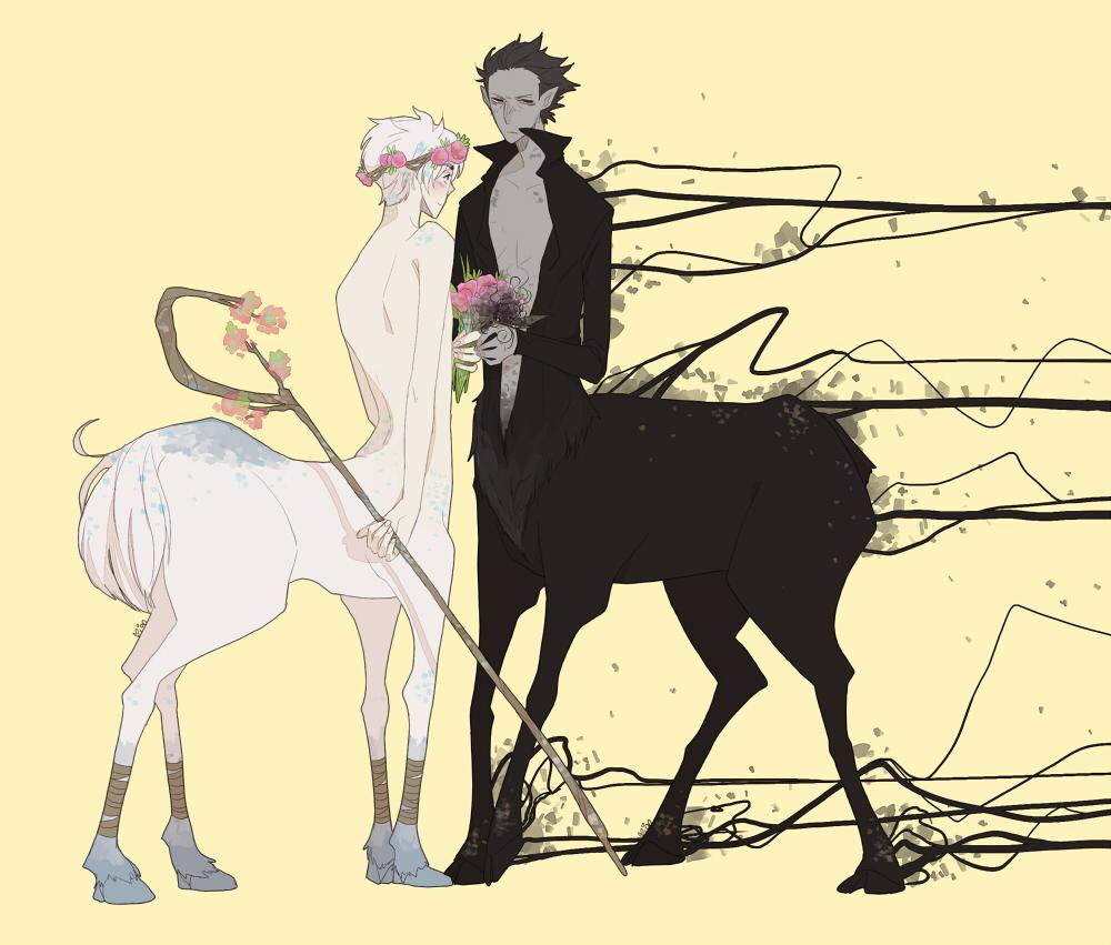 Centaur Zerochan Anime Image Board