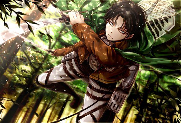 Le garçon le plus classe de tout les mangas  - Page 2 Rivaille.600.1488339