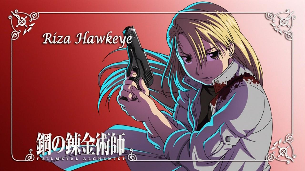 أضخم تقرير عن الأنمي ~  FullMetal Alchemist Brotherhood ~ Riza.Hawkeye.full.21