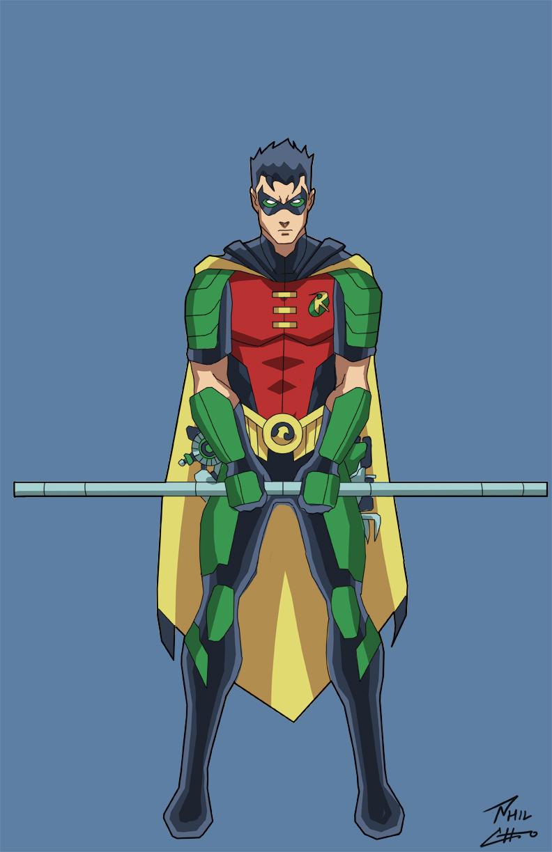Robin (DC Comics) - Batman - Zerochan Anime Image Board