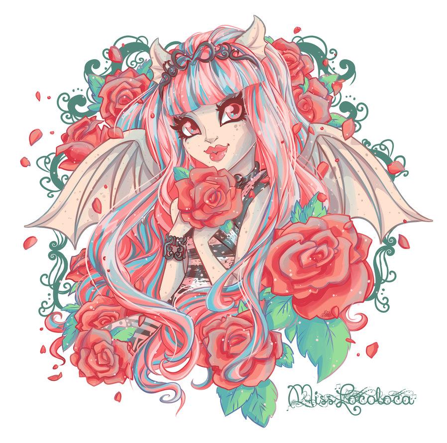 Uncategorized Monster High Gargoyle rochelle goyle monster high image 1796856 zerochan anime tags misslocoloca gargoyle fanart