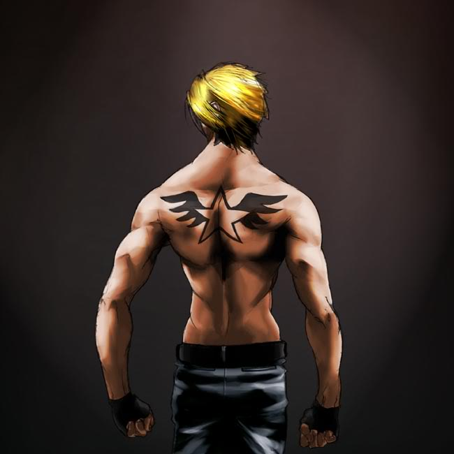 Tags: Anime, SNK Playmore, The King of Fighters, Fatal Fury, Garou: Mark of the Wolves, Rock Howard