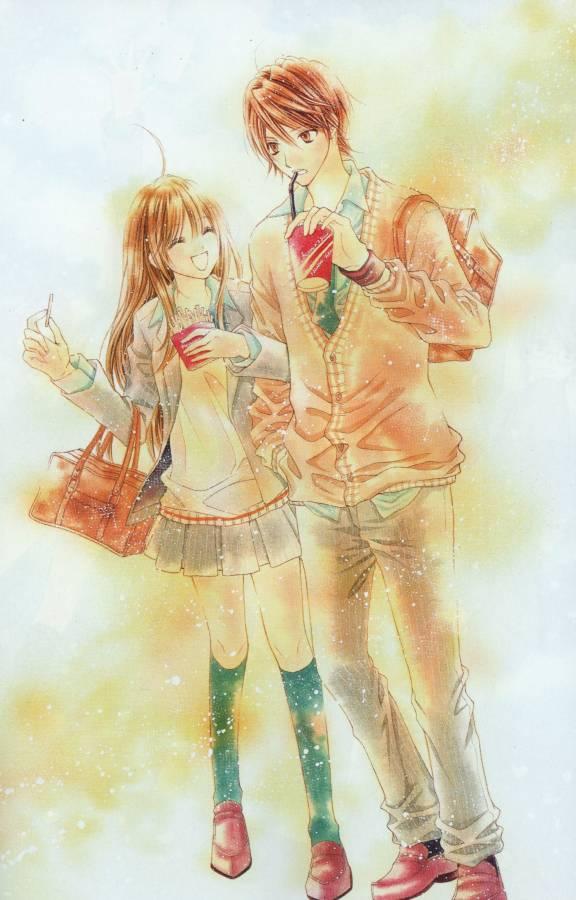 Tags: Anime, Ron (Lovechro), Sakai Mayu, Rockin'★Heaven, Mobile Wallpaper