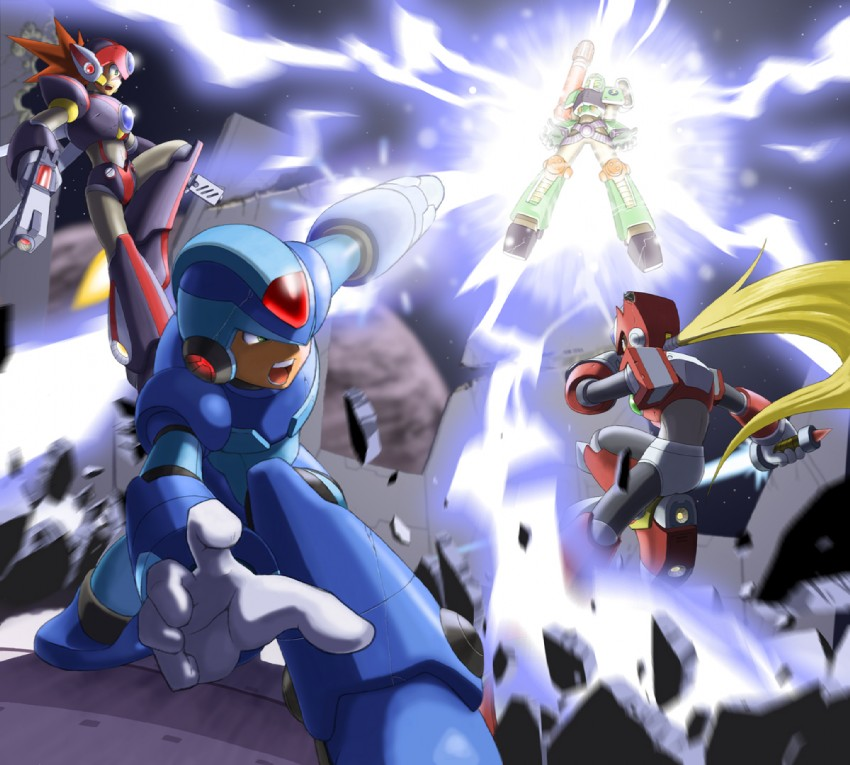 Mega Man VII USA ROM Super Nintendo