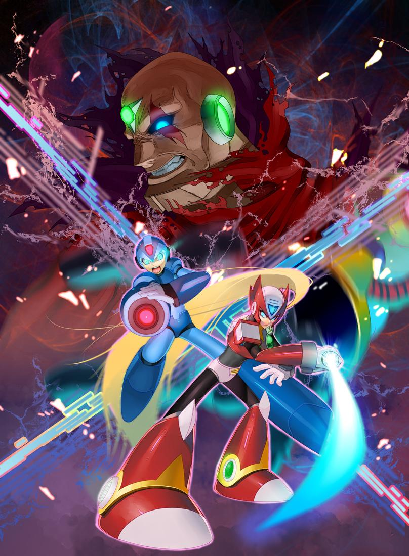 Sigma - Rockman X - Zerochan Anime Image Board
