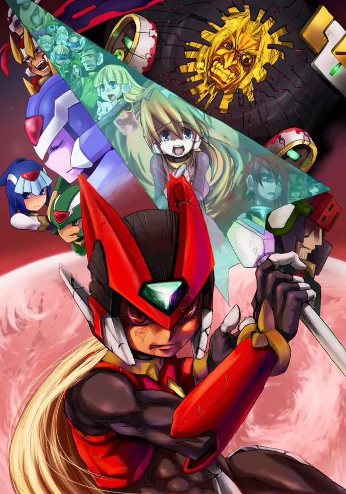 Fairy Leviathan - Rockman Zero - Zerochan Anime Image Board