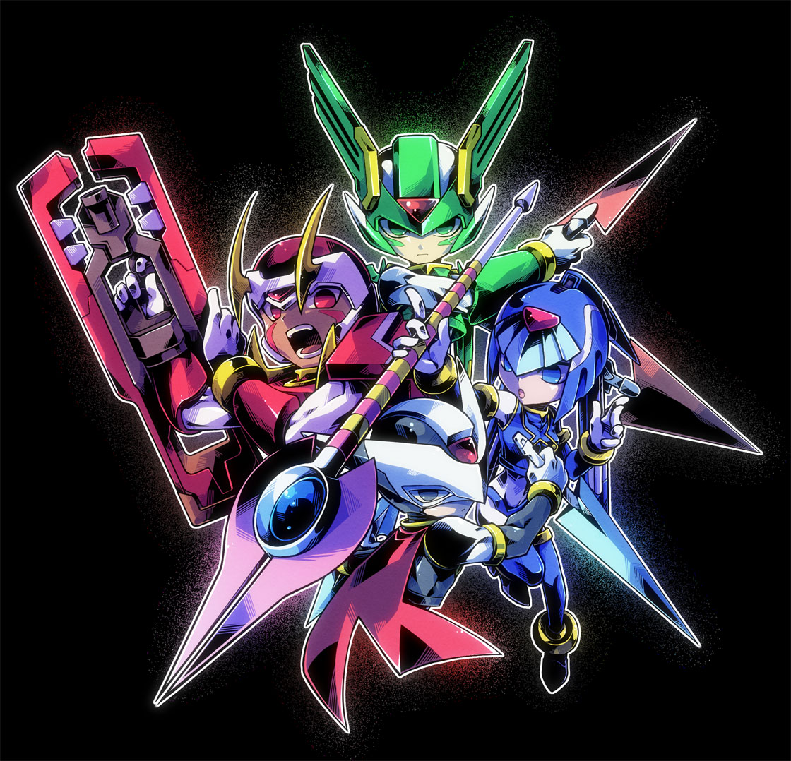 rockman zero image 463161   zerochan anime image board