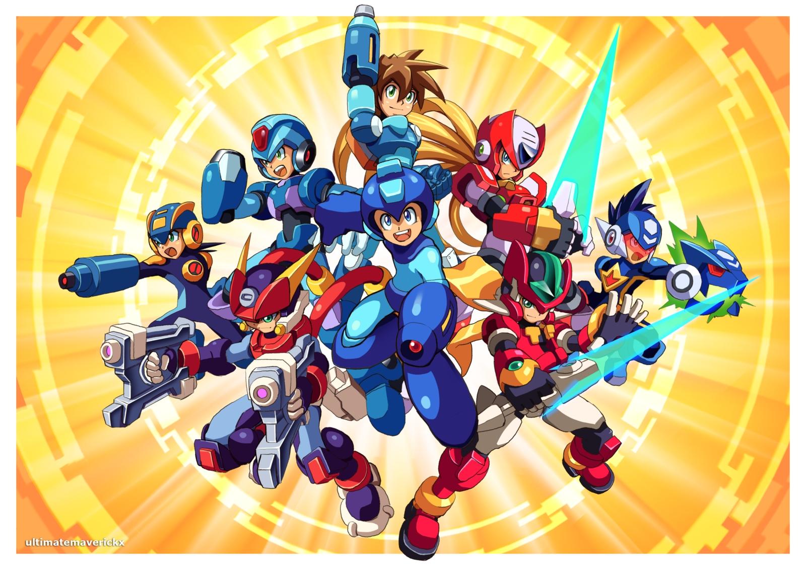 Megaman Starforce - Zerochan Anime Image Board