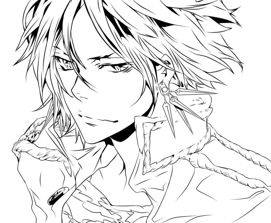 Line Art Zero : Rokudou mukuro  zerochan