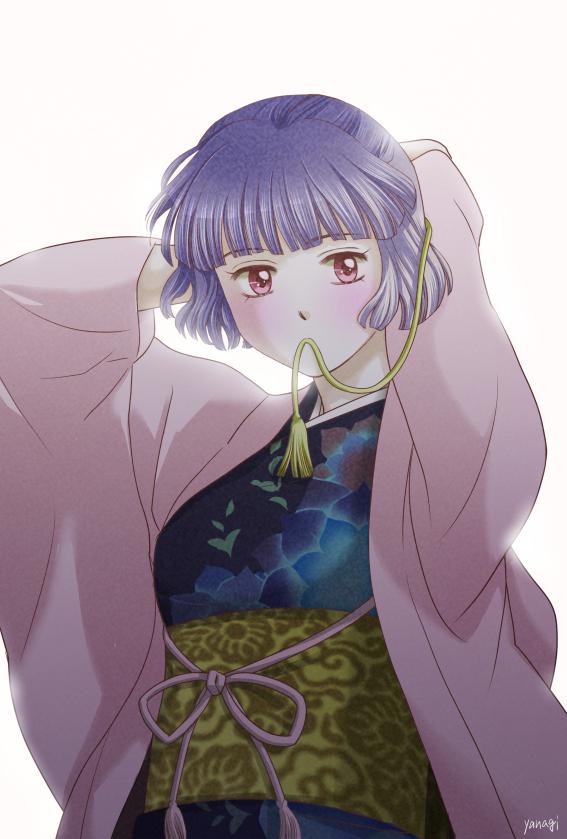 Tags: Anime, Pixiv Id 6791856, Kyoukai no Rinne, Rokudou Otome